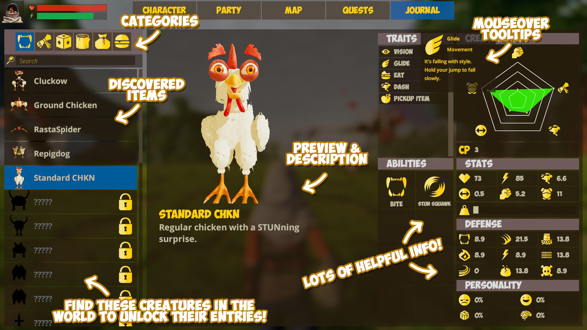 First Look at the New CHKN! (v0 7) – CHKN